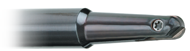 Spike-Line Cylindrical Steel Shank